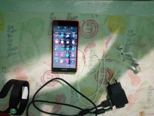 Smartphone Sony Xperia Z3 Compact (À Prova D'água) - Foto 2