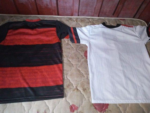 Camisas do flamengo