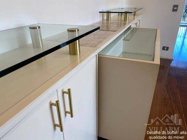 Apartamento com 4 dormitórios para alugar, 340 m² por R$ 3.890,00/mês - Vila Andrade - São - Foto 9