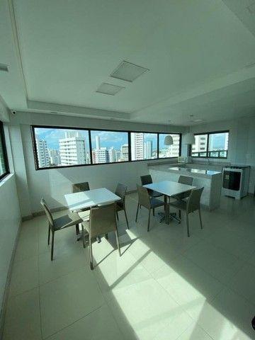 apto 2 quartos, bem localizado, casa amarela, prédio novo - Foto 3