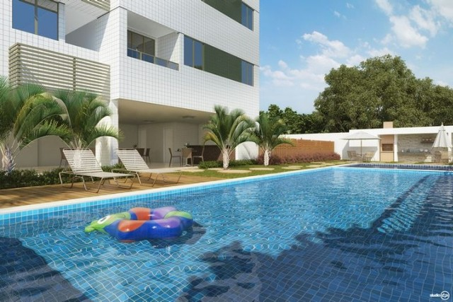 LT- Vendo  apartamento de 03 quartos no Barro - José Rufino - Edf. Alameda Park - Foto 6