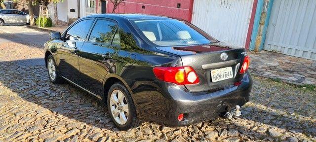 Corolla xli 1.6 2009 automático 120mil km Oportunidade - Foto 5