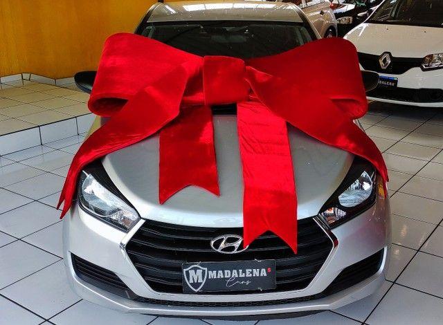 Impecável Hyundai HB20 1.0 completo e com 1 ano de garantia