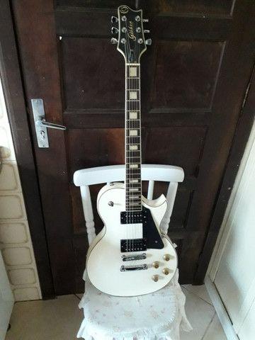 Guitarra les paul Golden 2 humbuckers - Foto 2