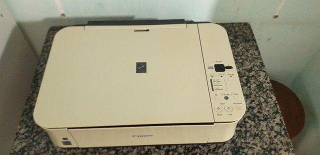 Impressora colorida multifuncional