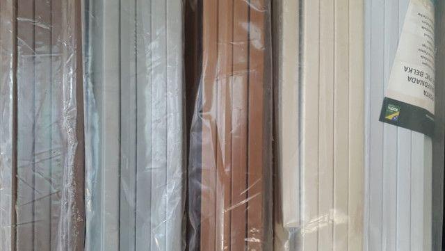 Porta sanfonadas (SEM instalação) c/opção de cor e tamanho. A partir de de 120,00 - Foto 2