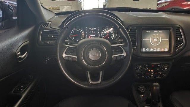 compass longitude 2.0 4x4 diesel 16v aut. - Foto 7