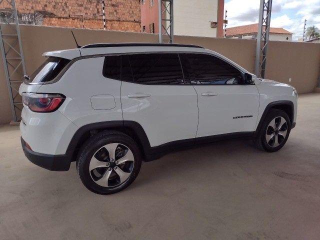 Jeep Compass Longitude 2.0 Automático - Foto 8