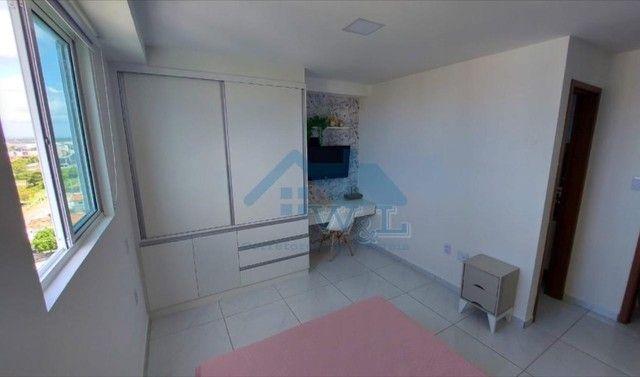 Vendo Apto de 3 quartos com uma suíte no Bairro do Bessa em João Pessoa-PB. - Foto 7
