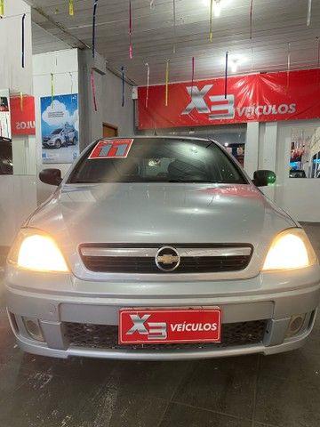 Novo Corsa 2011 completão c/ GNV  - Foto 11