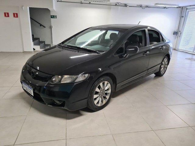Honda Civic Automático Flex (Financio) - Foto 5