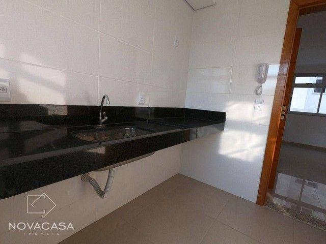 Apartamento com 3 dormitórios à venda, 56 m² por R$ 300.000,00 - Candelária - Belo Horizon - Foto 14