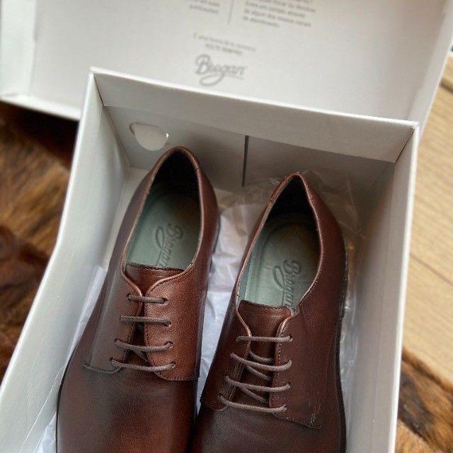 Sapato Social Derby Justin Brown 41 - Foto 2