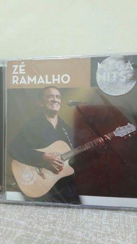 ZE RAMALHO - CD MEGA HITS NOVO LACRADO
