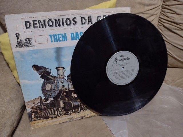 Vinil/lp - Demônios Da Garoa - Trem Das Onze - Foto 3