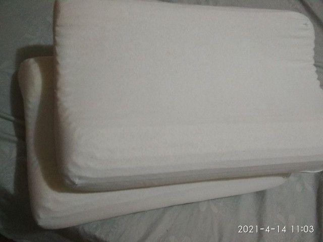 Travesseiro cervical
