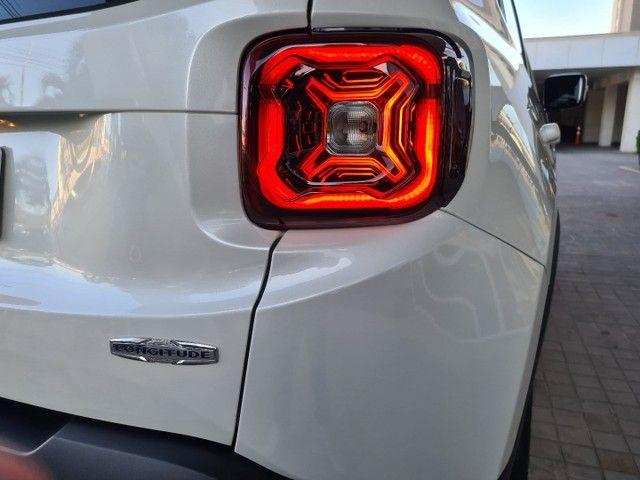 Jeep Renegade Longitude 1.8 Flex /Bco Perolizado - Foto 4