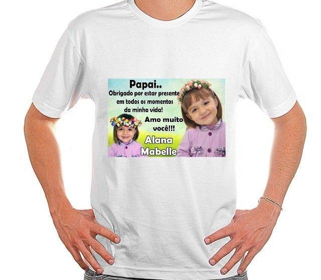 Camisa adulto personalizada - Foto 5