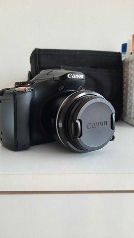 Câmera Canon sx30