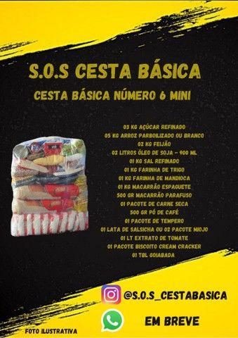 SOS CESTA BASICA * - Foto 2