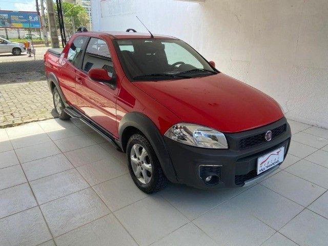 Fiat Strada 1.4 Freedom 3p Cab. Dupla 2020 Extra!!! - Foto 2