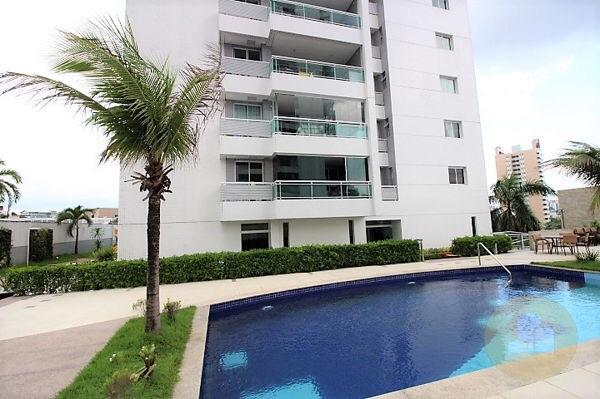 Cd Topázio - Bairro Parque 10 - 3 Suítes/129 mts - Preço baixo