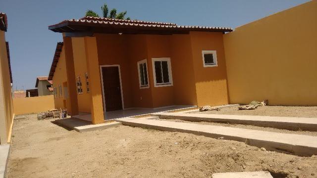 Casa com 8m largura 3 quartos documentacao inclusa na Pavuna