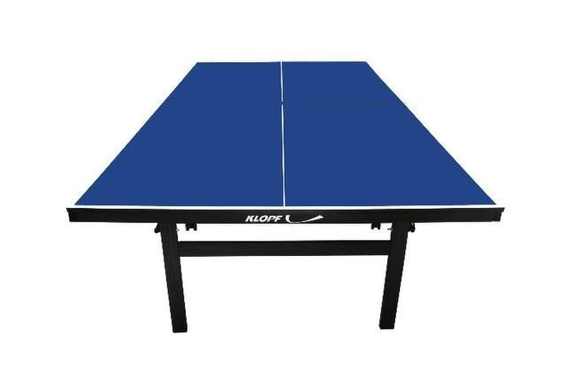 Mesa De Ping Pong (tenis Mesa) Klopf 1084 Mdf 18mm Dobravel - Foto 2