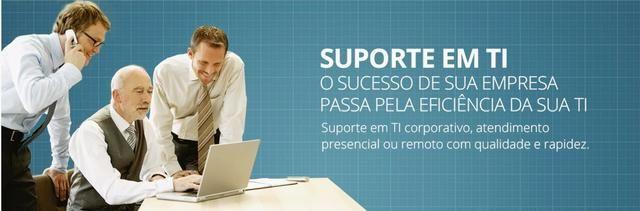 Suporte de TI Para Empresas e Associações