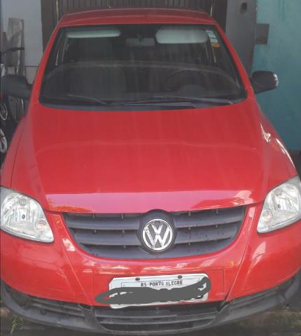 vw - volkswagen fox - 2008