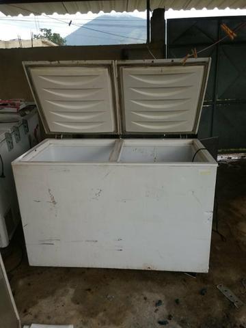 Vendo freezer da gelopar de duas portas r$ 1000