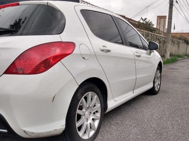 Vendo Urgente!!! Peugeot 308 Active flex 1.6 em perfeito estado! - Foto 8