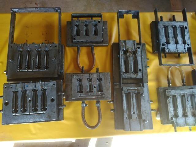 Moldes para injeção de cabos de ferramentas - Foto 2