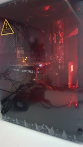 Computador Gamer, Ryzen 4.2GHz, 16Gb DDR4 3200MHz, GTX1660 6Gb GDDR6, SSD480Gb - Foto 2