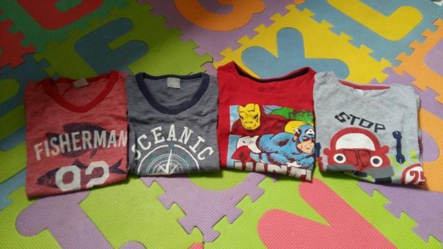 Lotinho camisetas