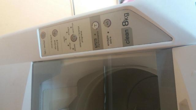 Vendo uma maquima de lavar Brastemp em ótimo estado - Foto 3