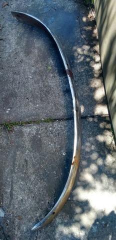 Parachoque de fusca antigo - Foto 2