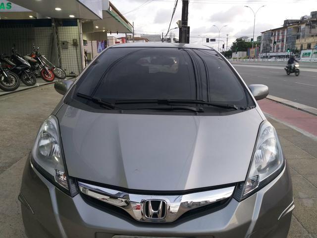 Honda fit lx automático 2014 - Foto 5