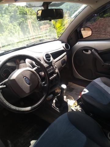 Ford Ka, 2012, completo, alarme, doc ok, aceito moto c/ parte, cartão - Foto 5