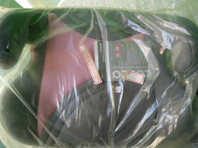 Assento infantil - Cosco - 2 unidades azul e rosa - NOVO! - Foto 5