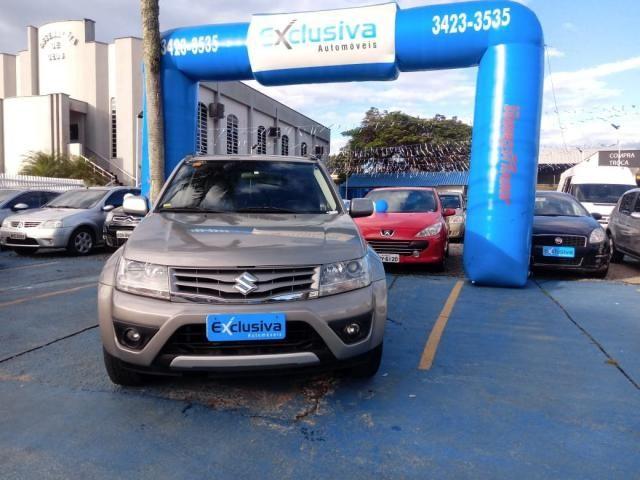 SUZUKI GRAND VITARA 2015/2015 2.0 4X2 16V GASOLINA 4P AUTOMÁTICO