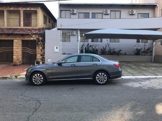 Mercedes C 180 2019 (igual zera) - Ágio ou quitada - Foto 4