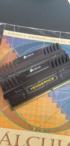 Memória ddr3 2x4 8gb Corsair Vengeance
