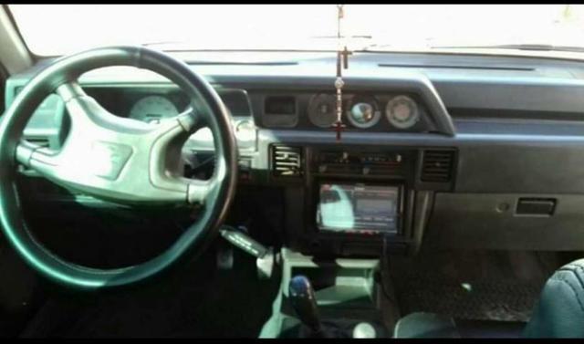 Mitsubishi l200 gls 4x4 2001/2002 troca ou venda - Foto 5