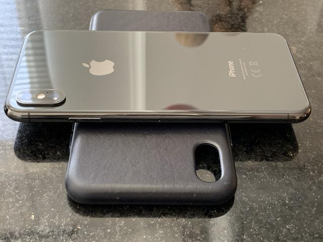 IPHONE XS MAX 256 cinza em perfeito estado - Foto 3