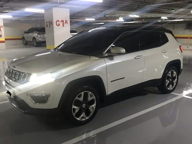 Jeep Compass Limited 2017/2017