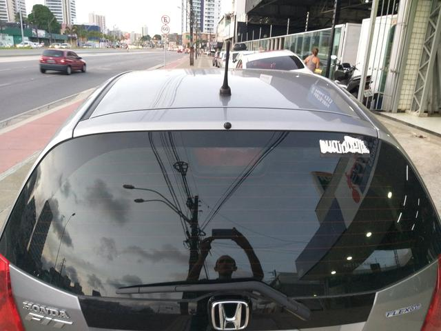 Honda fit lx automático 2014 - Foto 9
