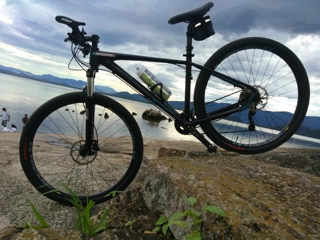 Mountain Bike HIGH ONE TODA DEORE SLX - Foto 2