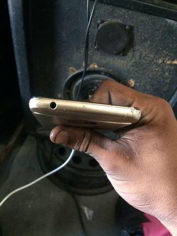 V/T Moto G5 Tela Trincada