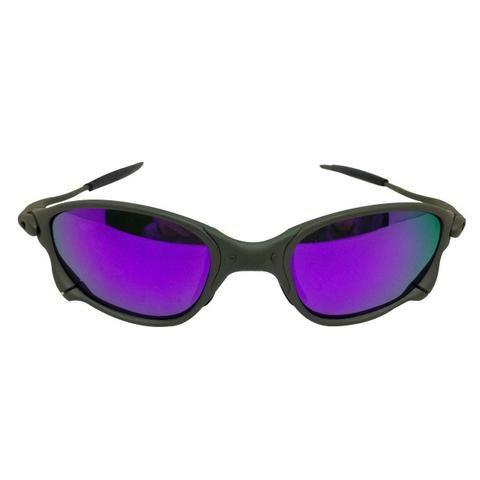 1bdeddb1ec37b Óculos Oakley Juliet Doublexx Xmetal roxo - Bijouterias, relógios e ...